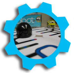 Gear featuring Ozobot robots